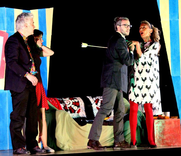 Tommaso, Sara, Alessandro B. Annalista