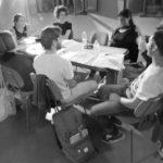Sala prove A.C.S.I.T.: gli Ottovolanti a lavoro